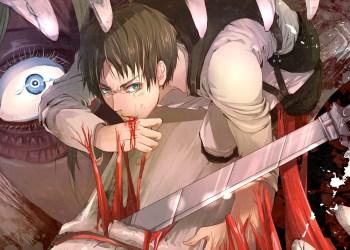 L'attaque des Titans (Shingeki no Kyojin) Chapter 138 - Kawakubo Shintaro partage une update.