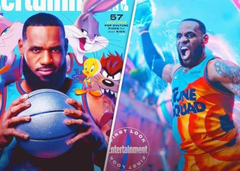 Warner Bros. dévoile les affiches des personnages de Space Jam : A New Legacy !