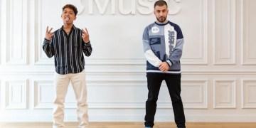 TSEW THE KID - L'INTERVIEW DE MEHDI MAÏZI DANS LE CODE SUR APPLE MUSIC