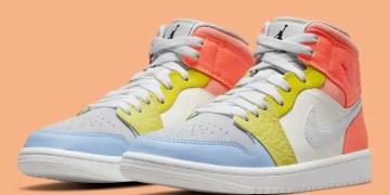 "La Air Jordan 1 Mid ""To My First Coach"" bientôt disponible."