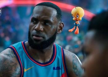 """LeBron James dévoile les nouvelles photos de """"Space Jam: A New Legacy"""""""