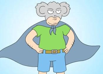 """Justin Roiland le créateur de Rick et Morty dévoile une nouvelle série d'animation """"Koala Man"""""""