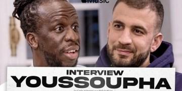 Découvrez l'interview LE CODE de Youssoupha sur Apple music !