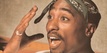 Une photo de Tupac prise 14 jours avant sa mort est vendue en NFT