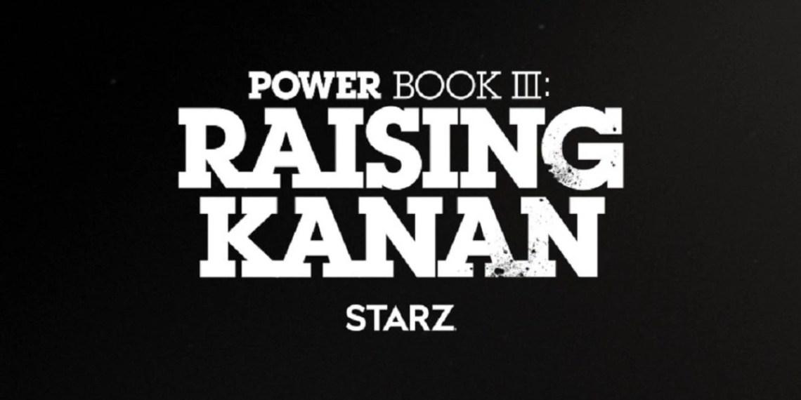 """Découvrez la nouvelle bande-annonce de """"Power Book III : Raising Kanan""""."""