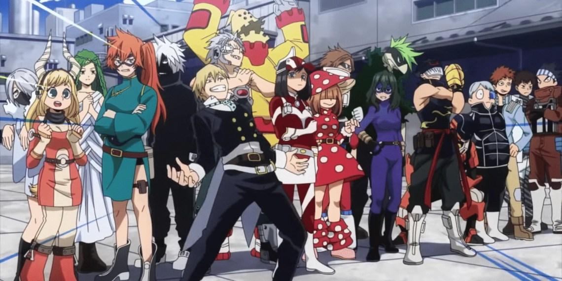 My Hero Academia Saison 5 Épisode 2 : streaming - Tout ce que vous devez savoir !