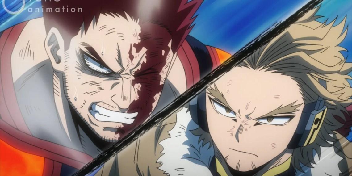My Hero Academia Saison 5 Episode 3 - Streaming, Date de sortie