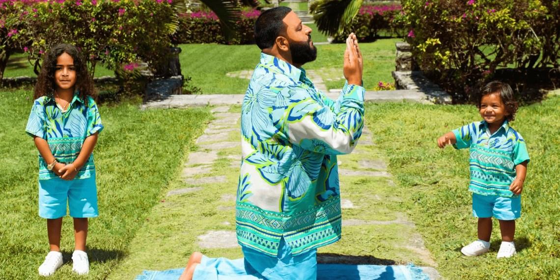 "Dj Khaled sortira son nouvel album ""Khaled Khaled"" ce vendredi"