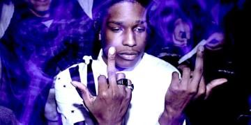"""A$AP Rocky dévoile sa nouvelle chanson """" Sandman """"."""