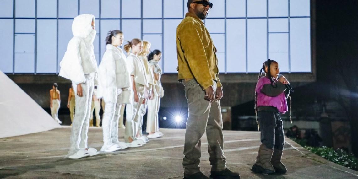 Yeezy GAP Kanye West