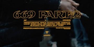 """Les collectifs 667 et Lyonzon reviennent enfin avec la tant attendue partie 2 du son """"669"""""""