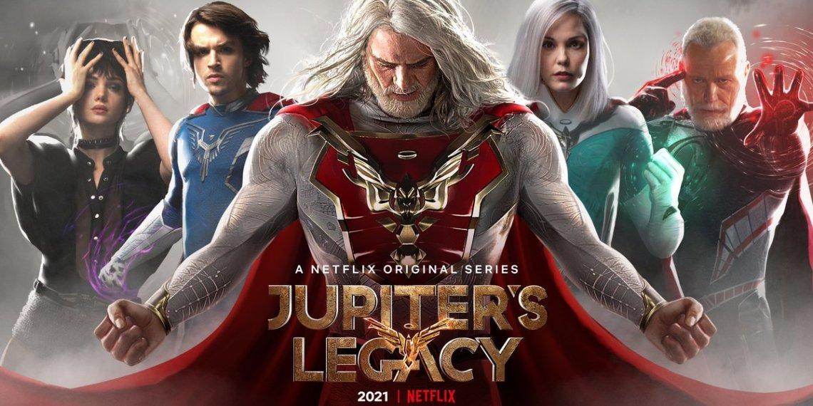 La saison 2 de Jupiter's Legacy serait déjà en cours de développement.