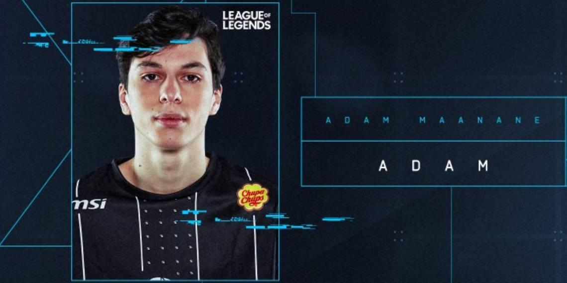 Adam le jeune prodige de League of Legends bientôt chez les grands ?