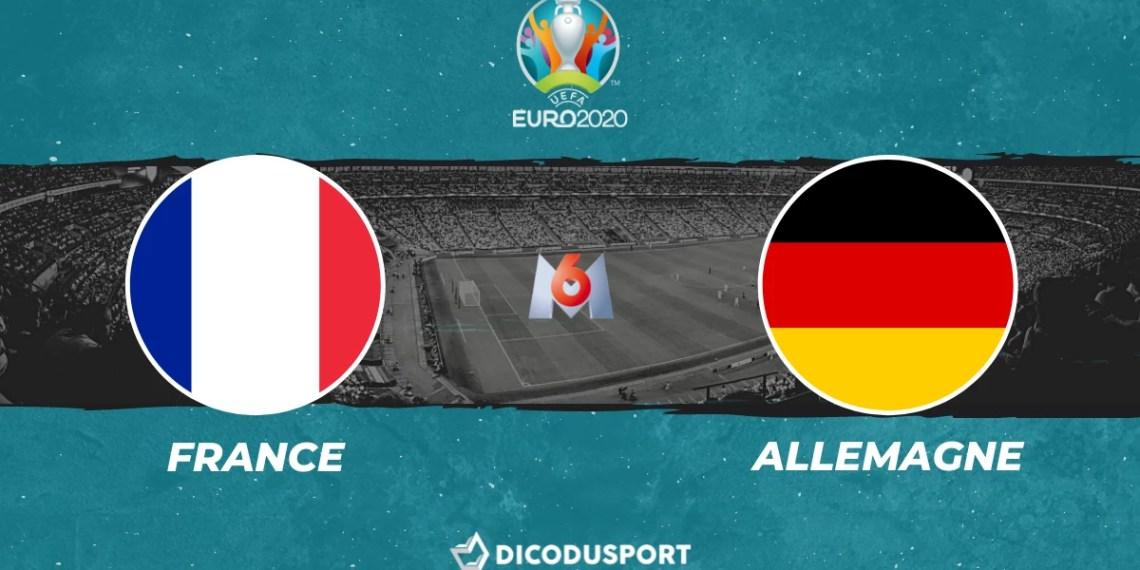 Euro 2021: Regarder France-Allemagne en streaming