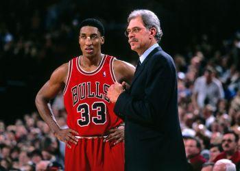Scottie Pippen assure que son ancien coach Phil Jackson est raciste