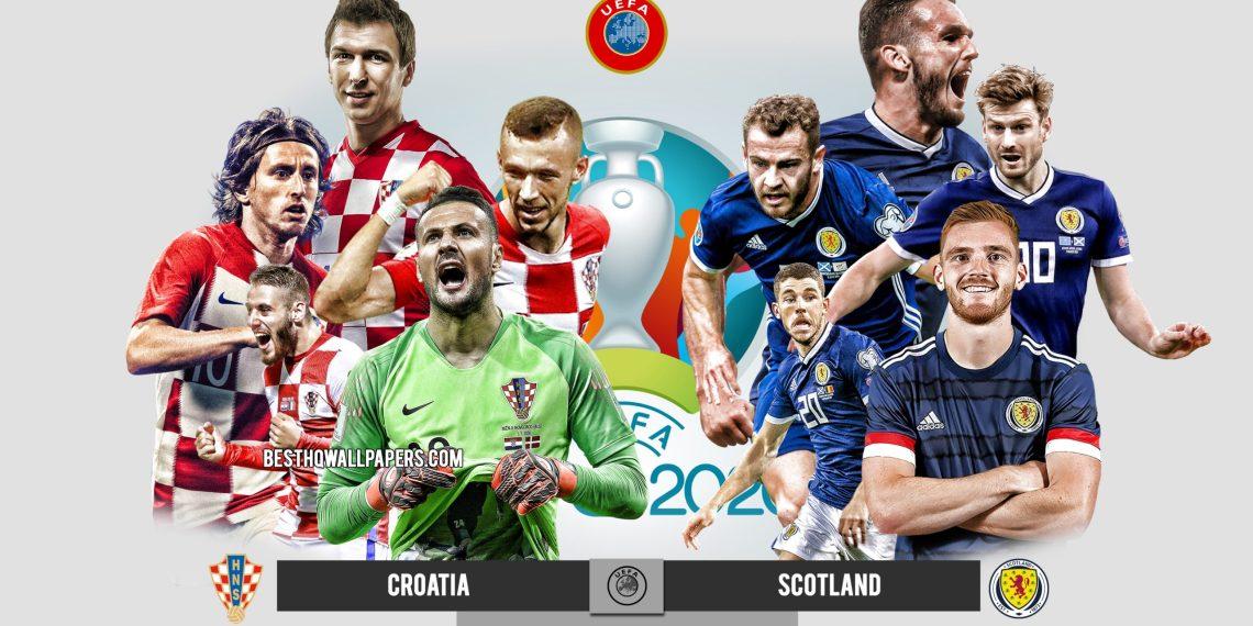 Croatie-Écosse : Regarder le match en streaming