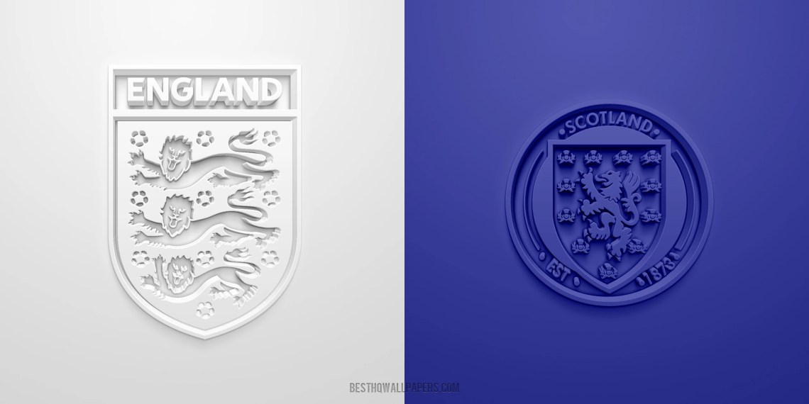 Angleterre-Écosse : Regarder le match en streaming