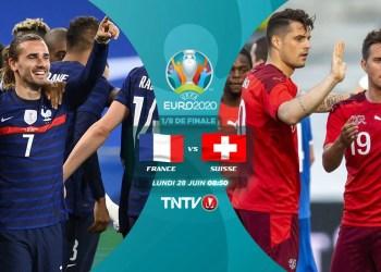 France Suisse : regarder le match en streaming