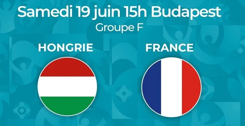 Euro 2021 : Regarder Hongrie vs France en streaming live