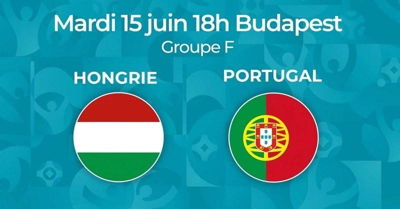 Portugal-Hongrie : Regarder le match en streaming
