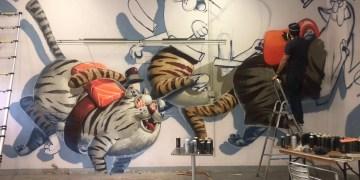 Loire Art Show débarque dans une patinoire