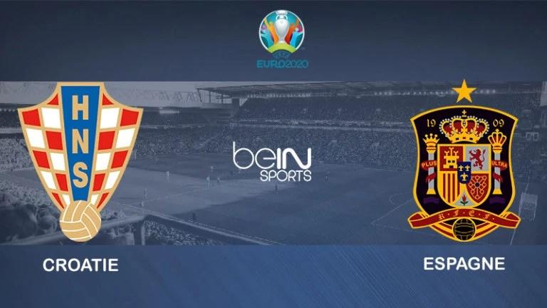 Croatie-Espagne : Regarder le match en streaming L'Espagne et la Croatie se rencontrent pour les huitièmes. Un choc entre deux nations