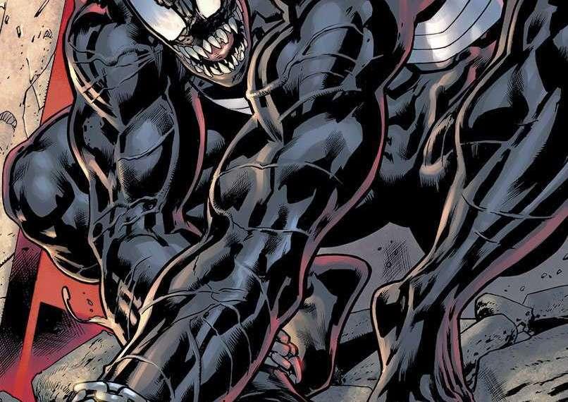 Venom comic marvel