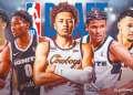 Draft NBA 2021: Les trois meilleurs joueurs