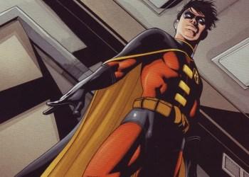 Robin fait son coming out en tant que bisexuel dans la nouvelle BD de Batman