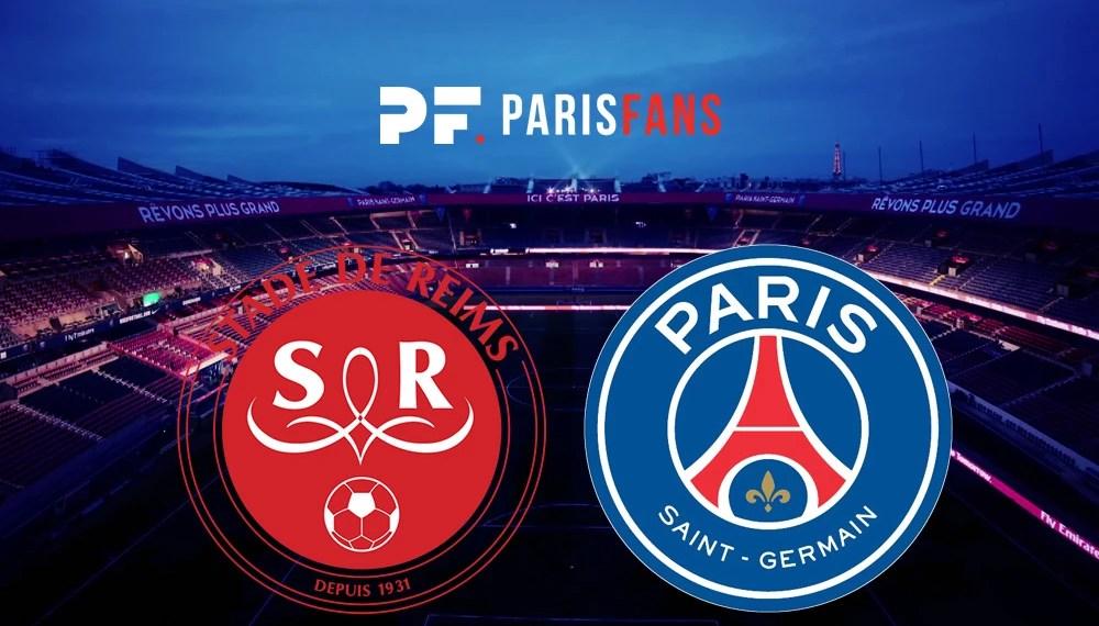 Regarder REIMS VS PSG en streaming live gratuit !