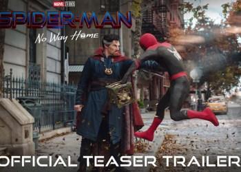 La première bande-annonce de Spider-Man : No Way Home est dispo !