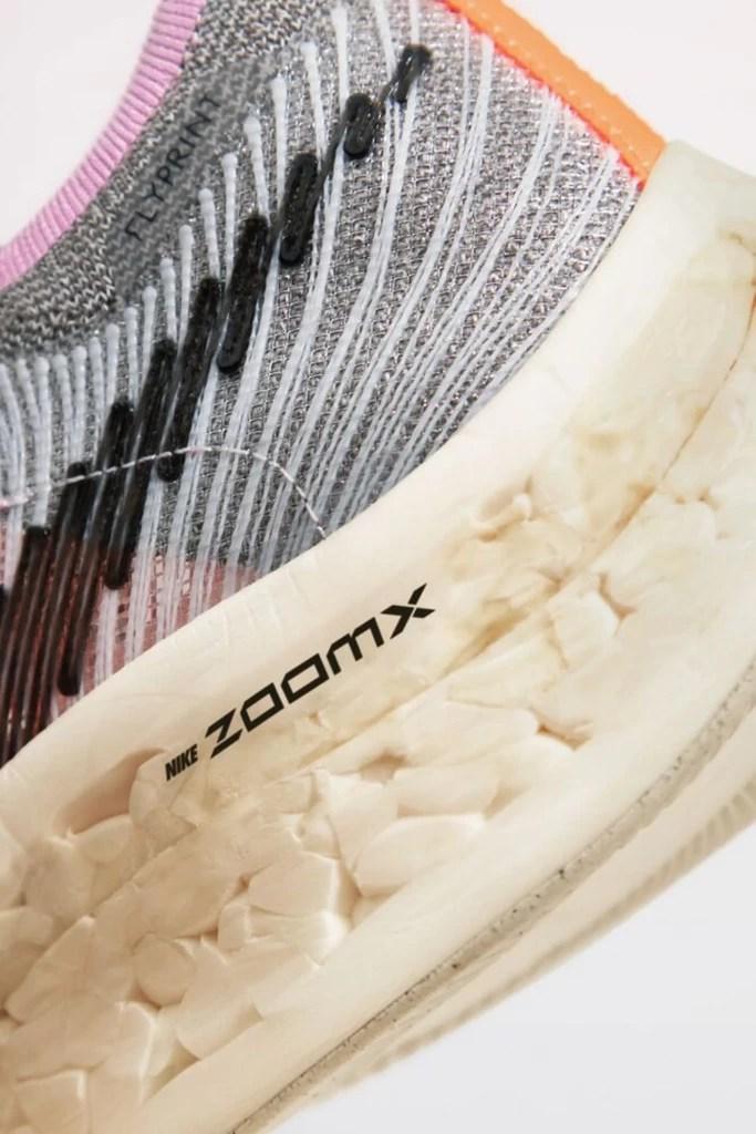 La Nike Zoom Alphafly plus respectueuse de l'environnement que jamais.