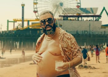 "Drake sort le clip de ""Way 2 Sexy"" avec Future et Young Thug. Future et Young Thug"