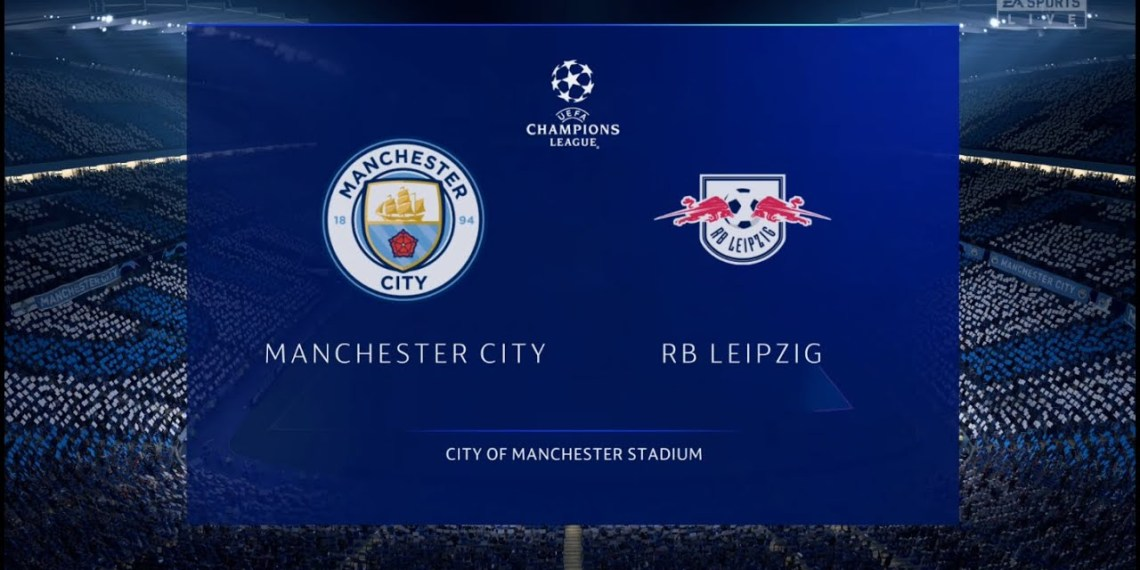 Ligue des Champions - Regarder Manchester City - RB Leipzig en streaming