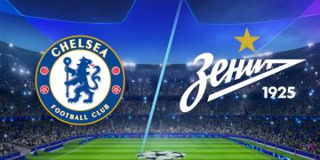 Ligue des Champions : Regarder Chelsea - Zenit en streaming