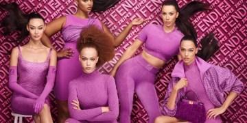 Officiel : Fendi va collaborer avec Skims la marque de Kim Kardashian !