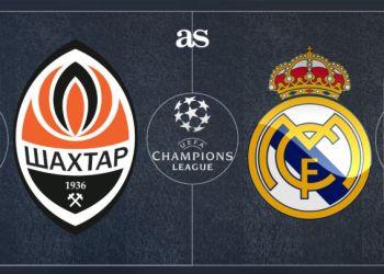 Ligue des champions : Shakhtar Donetsk - Real Madrid en streaming.
