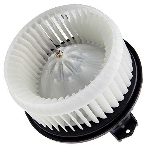 HVAC plastic Heater Blower Motor ABS w//Fan Cage ECCPP Front for 2014-2017 Dodge Journey //2013 Lexus ES300h //2007-2016 Lexus ES350 //2010-2016 Lexus GX460