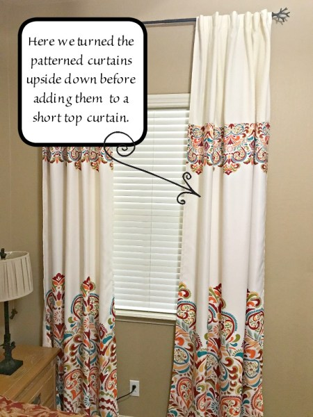 Lengthen Curtains With One Seam Ultimate Diy Tutorial