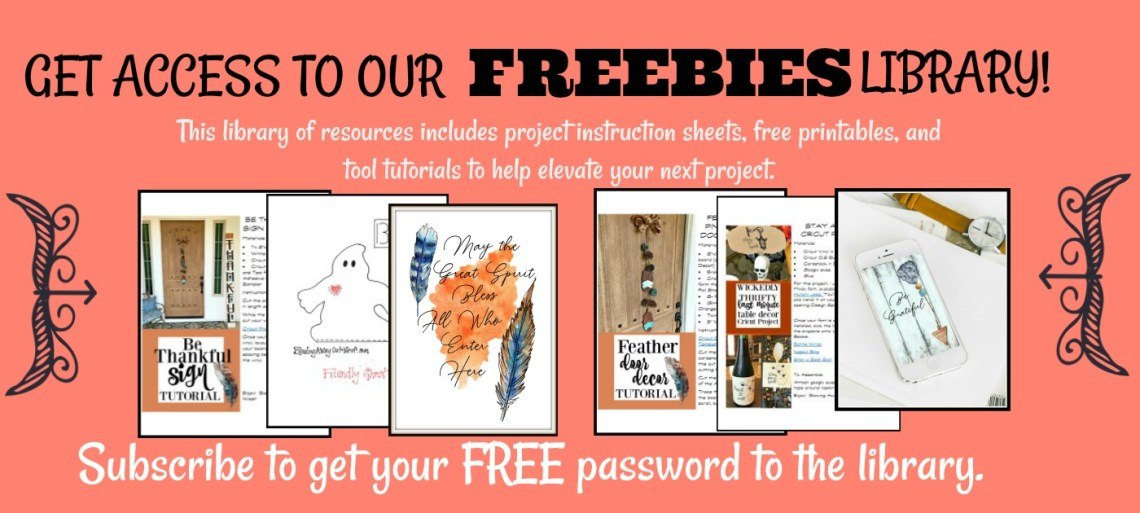 Subscribe for loads of free resources!
