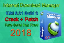 IDM 6.31 Build 3 incl Patch [32bit + 64bit] Fake Serial Fixed [Google Gangs]