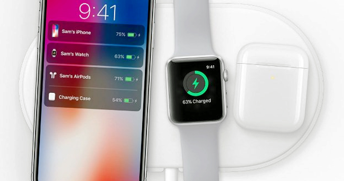 Apple Cancels Its AirPower Wireless Charger