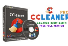 Photo of CCleaner Pro 5.54.7088 (32bit+64bit) Free Full Version