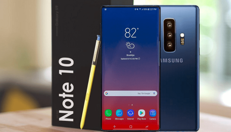 Galaxy Note 10 Would Be Much More Ambitious Than Galaxy S10