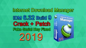 IDM 6.32 Build 9 incl Patch [32bit + 64bit] Fake Serial Fixed
