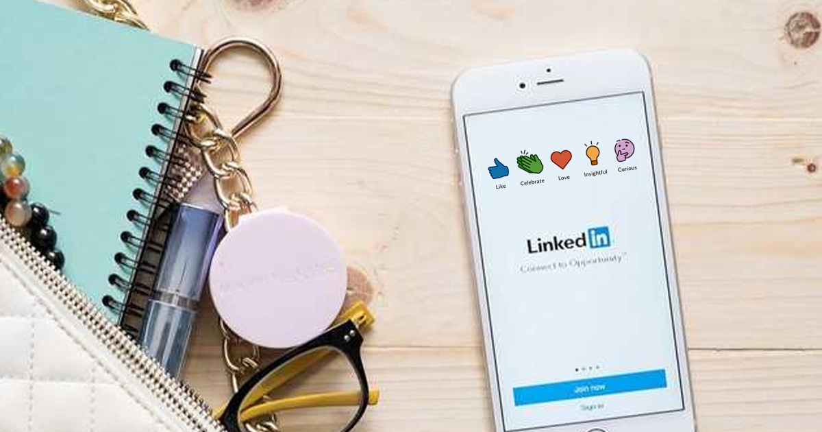 LinkedIn Introduces Functionality Similar To Facebook Reactions