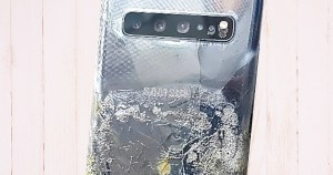Samsung denies burning of new Galaxy phone