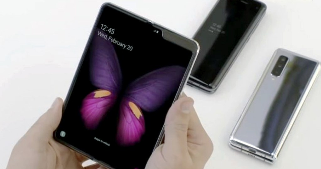 Samsung Has Two Dual Fold Display Tablets To Expand Its Galaxy Fold Lineup