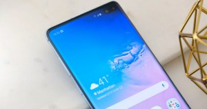 Samsung tries to improve the fingerprint sensor of Galaxy S10Samsung tries to improve the fingerprint sensor of Galaxy S10