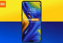 Photo of XIAOMI APPLIED FOR FULL SCREEN PATENT REVERSED NOTCH